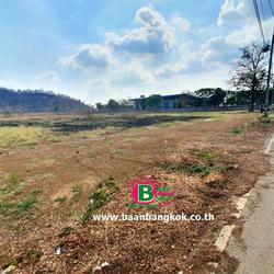 ที่ดินเปล่า 5-1-37 ไร่ แก่งคอย สระบุรี หน้ากว้างประมาณ 86 M x 100 M เป็นพื้นที่สีเขียว ทำโรงงานที่เกี่ยวข้องกับการเกษตร รูปเล็กที่ 2