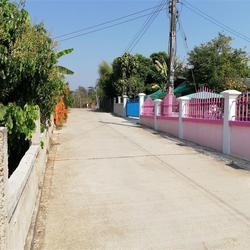 SS156ขายบ้านชั้นเดียวพร้อมที่ดิน0-2-09ไร่ติดทางสาธารณประโยชน รูปเล็กที่ 5