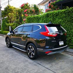ขายรถ Honda CR-V 1.6 EL ปี 2019 สีดำ รุ่นท๊อปสุด เครื่องยนต์ดีเซล 4WD มือเดียว สภาพป้ายแดง รูปเล็กที่ 3