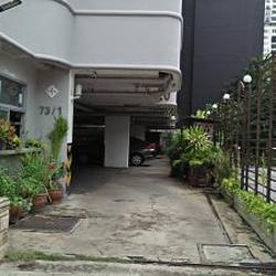 Condo 2 Room with Kitchen for rent Sukhumvit 15 รูปเล็กที่ 2