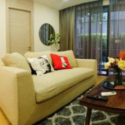 ขาย คอนโด For Sale Klass Langsuan Luxury condo on Langsuan rd. with Fully Furnished and Nice Decoration Klass หลังสวน 74 รูปเล็กที่ 2