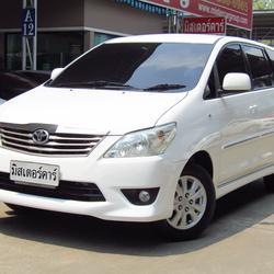 2012 Toyota Innova 2.0 (ปี 11-15) G Wagon รูปเล็กที่ 1