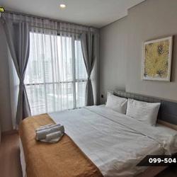 ให้เช่า คอนโด Built-In ยกห้อง Lumpini Suite เพชรบุรี-มักกะสัน 27 ตรม. เฟอร์ครบ พร้อมอยู่ รูปเล็กที่ 4