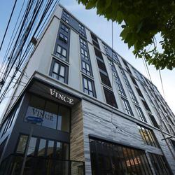 โรงแรมเปิดใหม่ ใจกลางกรุง ติดรถไฟฟ้า ราชเทวี รูปเล็กที่ 1