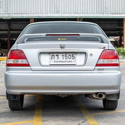 รถบ้าน ปี 2001 Honda City 1.5EXI เบนซิน สีเทา รูปเล็กที่ 3