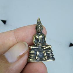 พระพุทธชินราชเนื้อโลหะแท้ปี43