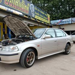 ขายรถเก๋ง Honda civic ตาโตปี 96  จ.พิษณุโลก รูปเล็กที่ 5