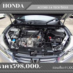 🚩  HONDA ACCORD i-VTEC 2.4 EL ปี 2008 รูปเล็กที่ 3