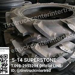 ยางใหม่สำหรับรถขนาด 5-14  SUPERSTONE  สามารถสอบถามรายละเอียด