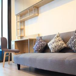 For rent or sale  Rhythm Rangnam (with east view) รูปเล็กที่ 2