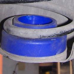 ยูรีเทน รองสปริงแก้ติดซุ้ม ท้ายห้อย หรือติดแก๊สมา แก้ปัญหาได้ชัว 100% รูปเล็กที่ 4
