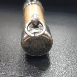ตะกรุดดอกทอง วัดบางพระ รุ่น 9 พยัคฆ์ 2 บารมี  รูปเล็กที่ 3
