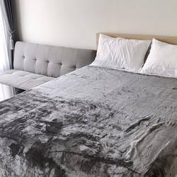 Fully furnished For rent ให้เช่า ฿12,000 ห้อง 25 ตร.ม. 8F ใหม่พร้อมอยู่ Aspire อโศก-รัชดา **รับ Agent รูปเล็กที่ 6