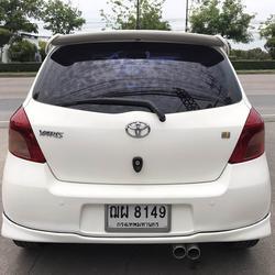 TOYOTA YARIS 1.5 J Auto ปี2009 รถบ้านมือเดียวไม่มีชนหนักไม่ติดแก็ส รูปเล็กที่ 4