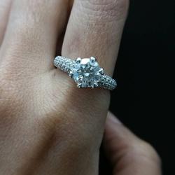 LINK SIAM แหวนเพชร แหวนคู่ แหวนหมั้น รูปเล็กที่ 1