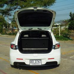 💥 ฟรีดาวน์ ออกรถ 0 บาท 💥 MAZDA 3 มาสด้า 3 5ประตู รุ่นท็อป รถบ้าน รถมือสอง ดาวน์น้อย รถสวย รถเก๋ง แต่ง พร้อมใช้ รูปเล็กที่ 5