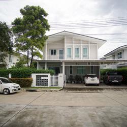 บ้านเดี่ยว 2ชั้น ฮาบิเทีย โมทีฟ ปัญญาอินทรา  รูปเล็กที่ 6