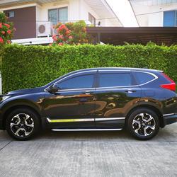 ขายรถ Honda CR-V 1.6 EL ปี 2019 สีดำ รุ่นท๊อปสุด เครื่องยนต์ดีเซล 4WD มือเดียว สภาพป้ายแดง รูปเล็กที่ 2
