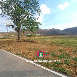 ที่ดินเปล่า 5-1-37 ไร่ แก่งคอย สระบุรี หน้ากว้างประมาณ 86 M x 100 M เป็นพื้นที่สีเขียว ทำโรงงานที่เกี่ยวข้องกับการเกษตร รูปเล็กที่ 4