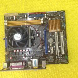 ขายเมนบอร์ด พร้อม CPU รูปเล็กที่ 4