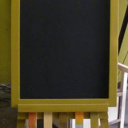กระดานดำตั้งพื้น ของตกแต่งหน้าร้านขายของเก๋ๆครับ รูปเล็กที่ 3