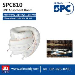 วัสดุดูดซับ ฉุกเฉิน SPC Absorbent Boom SPC810 รูปเล็กที่ 1