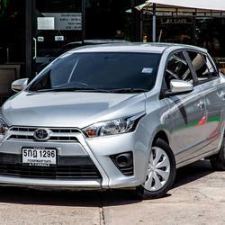 Toyota Yaris 1.2 E รูปเล็กที่ 1