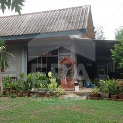 ให้เช่า บ้านเดี่ยวบรรยากาศดี บ้านสวย เนื้อที่กว้าง มีพื้นที่ทำสวนปลูกผักสวนครัว เหมาะสำหรับซื้อเพื่อใช้เป็นบ้านพักตากอาก รูปเล็กที่ 1