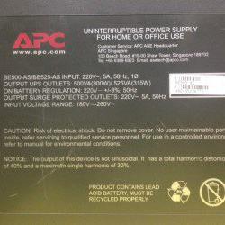 ตัวไฟสำรอง APC (BE500-AS/BE525-AS) รูปเล็กที่ 4
