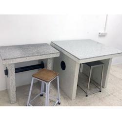 โต๊ะสำหรับวางเครื่องชั่งน้ำหนัก (แผ่นหินแกรนิต) รูปเล็กที่ 1