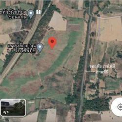 ขายที่ดินเปล่า จังหวัดอุดรธานี อยู่บนถนนมิตรภาพ เนื้อที่ 52 ไร่ 40 ตารางวา รูปเล็กที่ 5