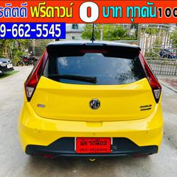 ❎2021 MG MG3 1.5  V Hatchback ❎ไมล์แท้💯% 20,xxx กม. รูปเล็กที่ 1