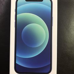 Iphone 12 256 gb สีน้ำเงิน แท้ ของใหม่  รูปเล็กที่ 1