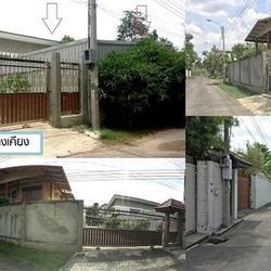 PS01 ขายที่ดิน พร้อมสิ่งปลูกสร้าง  200ตารางวา ถนน ลาดพร้าว นาคนิวาส รูปเล็กที่ 4