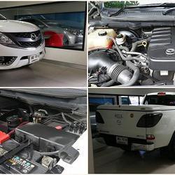 ขายรถปิคอัพ 4 ประตูยกสูง Mazda  BT50 Pro เขตปทุมวัน กทม รูปเล็กที่ 4