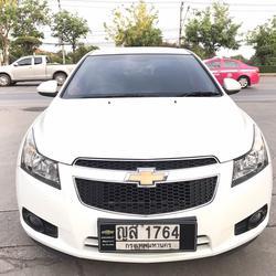 CHEVROLET CRUZE 1.8 LT auto ปี2011 สีขาว รถบ้านมือเดียวไม่มีชนสวยเดิม รูปเล็กที่ 2