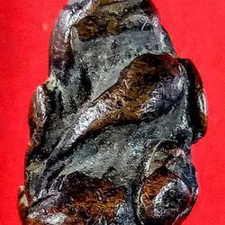 พระปิดตาหลวงปู่เกิด วัดมะเดื่อ เนื้อทองแดงเถื่อน รูปเล็กที่ 4