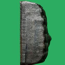 พระหลวงปู่ทวด เตารีดหลังหนัง พิมพ์เล็ก ท. วัดช้างให้ ปี 2506 รูปเล็กที่ 5