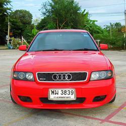 💥 AUDI ออดี้ A4 ปี 1997 เกียร์ออโต้ ไม่เคยชน สมถนะเยี่ยม ของ แต่ง เพียบ รถเก๋ง มือสอง ราคาถูก พร้อมใช้งาน รูปเล็กที่ 2