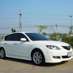 💥 ฟรีดาวน์ ออกรถ 0 บาท 💥 MAZDA 3 มาสด้า 3 5ประตู รุ่นท็อป รถบ้าน รถมือสอง ดาวน์น้อย รถสวย รถเก๋ง แต่ง พร้อมใช้ รูปเล็กที่ 1