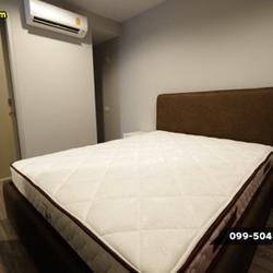 ให้เช่า คอนโด ดูห้องจริงแล้วจะว้าว แถมมี Walk-In Closet ด้วยนะ ไอดีโอ โมบิ สุขุมวิท 40 35 ตรม. ส่วนกลางพรีเมี่ยม 2 สระว่ รูปเล็กที่ 6