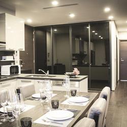 Quattro by Sansiri (Thonglor 4) condominium for rent near BTS Thonglor รูปเล็กที่ 1