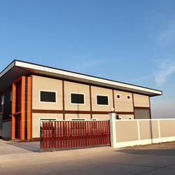 S268 โรงงานสร้างใหม่พร้อมใช้งานไม่ไกลจากกรุงเทพ 2 ไร่กว่า 1,320 ตร.ม. ถนนกว้าง เดินทางสะดวก กู้ง่าย ขายโรงงานสมุทรสาคร รูปเล็กที่ 3