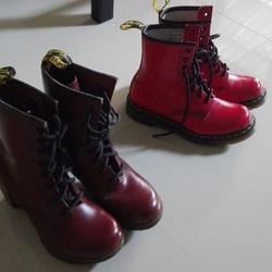 รองเท้า Dr. Martens SADIE High heeled ankle boots รูปเล็กที่ 2