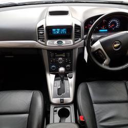 Chevrolet Captiva LSX 2.0 cc