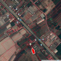 ขายด่วน  ที่ดิน  ติดถนนหมายเลข 1  ขาณุวรลักษณ์  รูปเล็กที่ 3