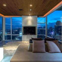 For sale : Fullerton Sukhumvit 3 floors penthouse  รูปเล็กที่ 4