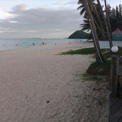 Sale Land 2 Rais close beach just 150 m.suitable for retirement very peacefully greenery รูปเล็กที่ 5