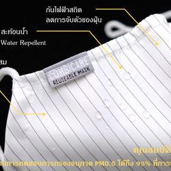 หน้ากากผ้า รูปเล็กที่ 6