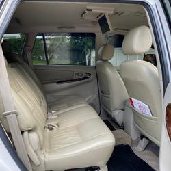 "Toyota Innova 2.0G ออฟชั่น ทีวี จอกลาง กล้องถอยหลังและเซ็นเซอร์ มาให้พร้อมใช้งานเลยครับ"" การเชื่อมต่อ Bluetooth  รูปเล็กที่ 6"